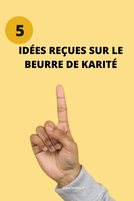 5 Idees Recues Sur Le Beurre De Karite Beurre De Karite Beurre De Karite Pur Karite