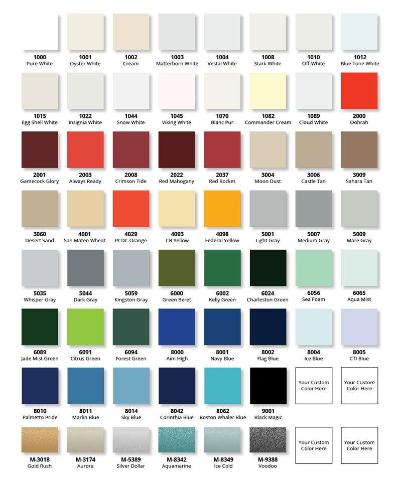 Color Chart Emc2 Quantum Paint Quantum Gray Color Code Gray