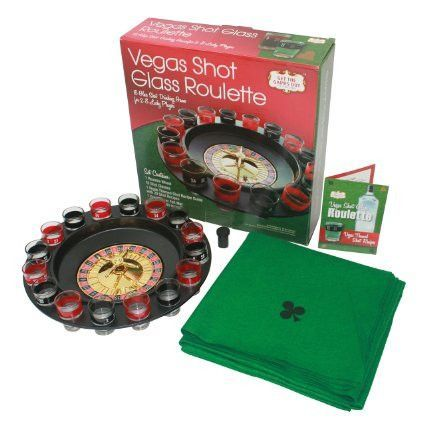 Shot Roulette Drinking Game
