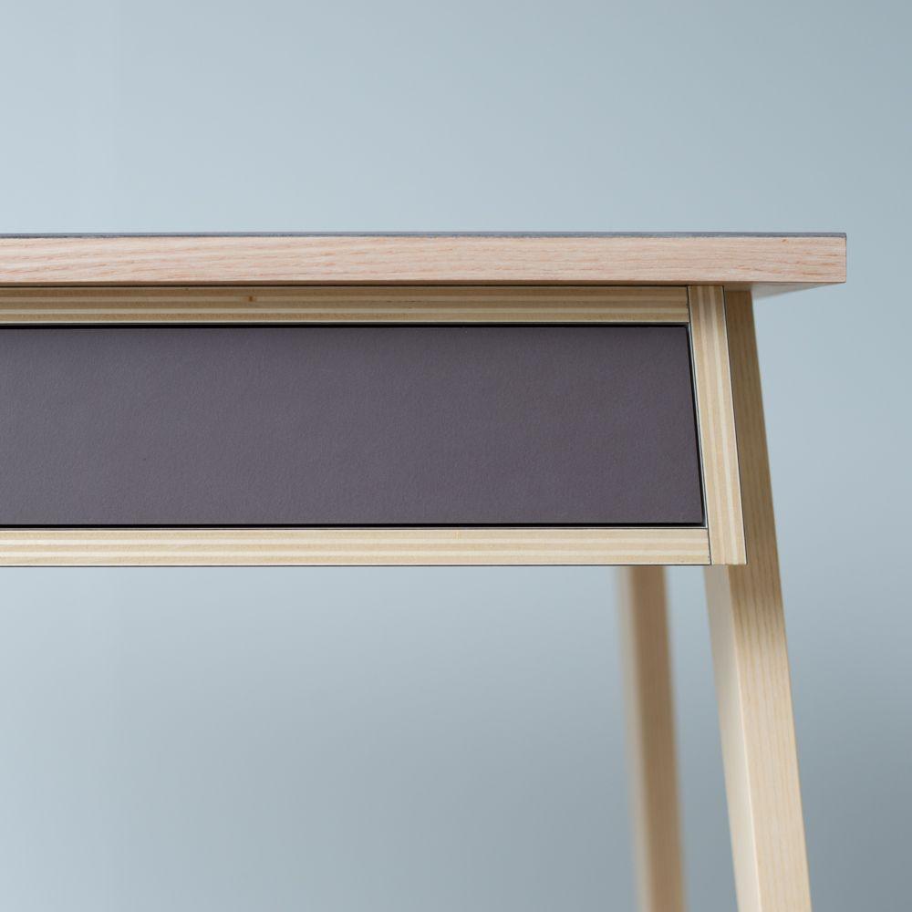 Shoreditch auckland contemporary furniture d 180 writing desk detail a modern