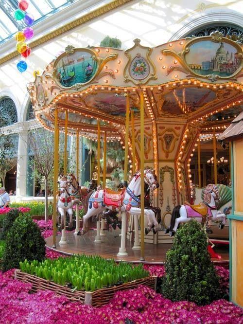 Love carousels