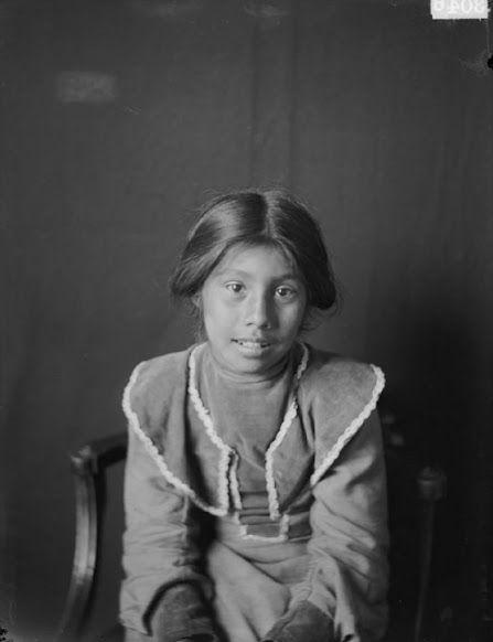 Rosa Hood, Tena Hood, Mabel Hood - Modoc - 1905