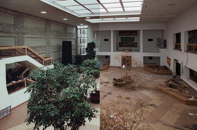 Highland Park community college, Detroit. 1985/2012