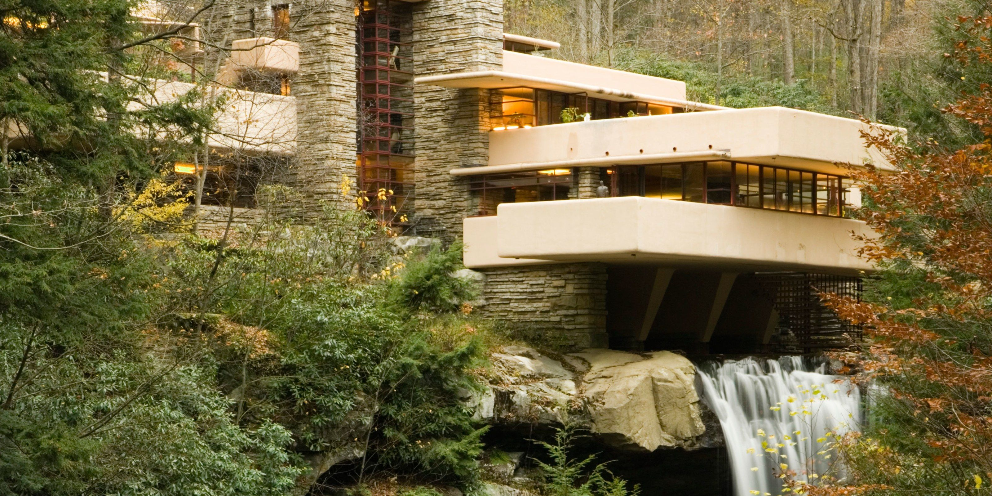 Exceptionnel 38 Unbelievable Building Design By Frank Lloyd Wright U2014 Fres Hoom