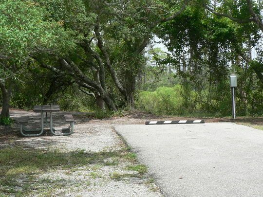 Fort Pickens Campground Is Situated On Santa Rosa Island A Part Of The Gulf Islands