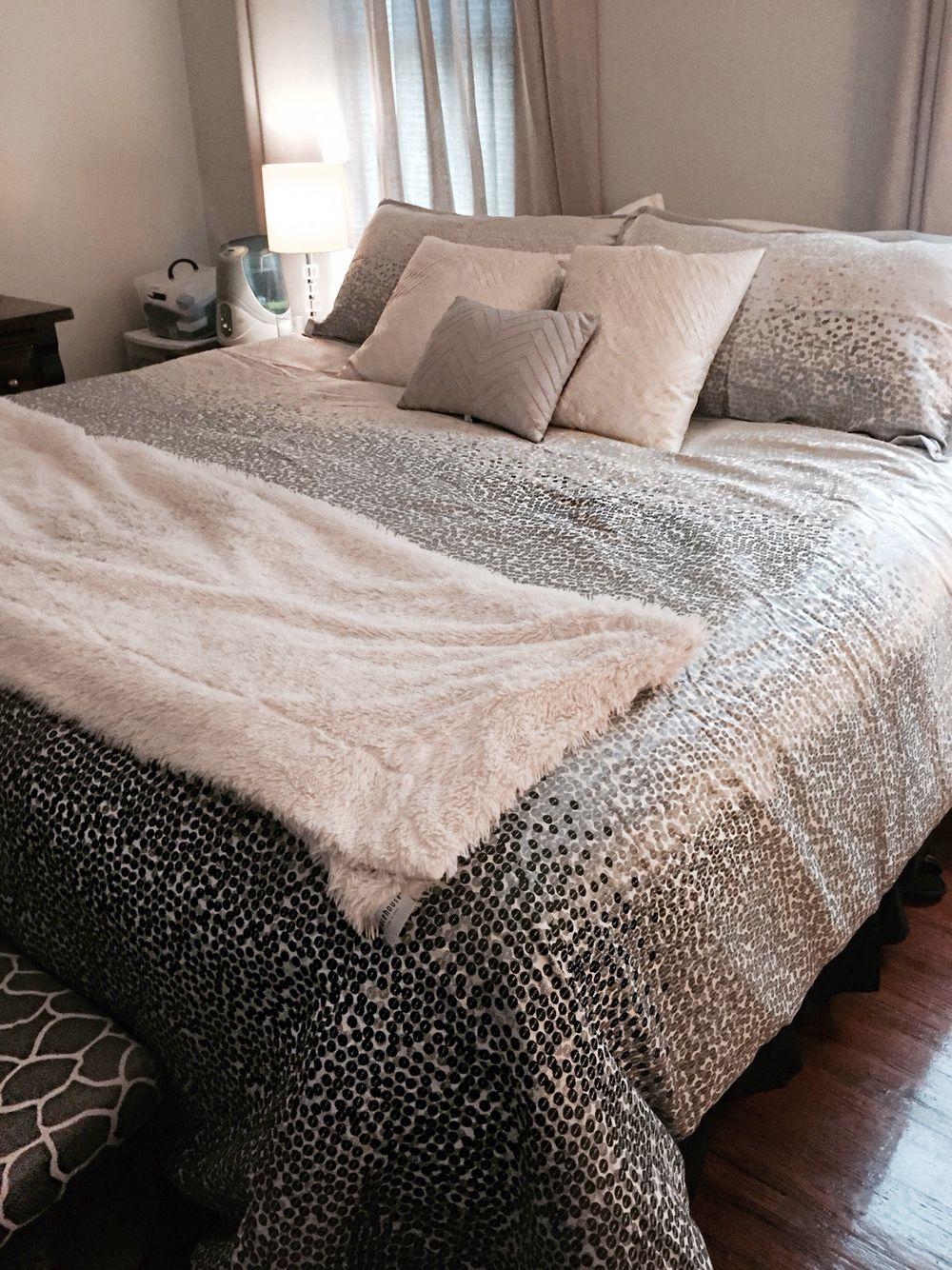 Jennifer Lopez Bedding At Kohls Really Makes A Room Bed