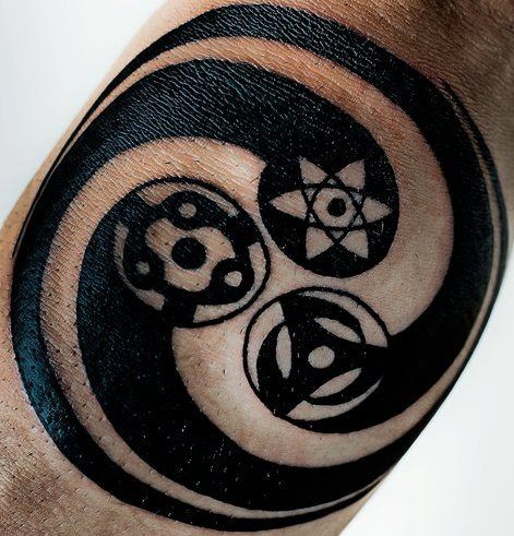 Sharingan Tattoo Naruto If You Couldn T Tell I M A Big Fan Of All
