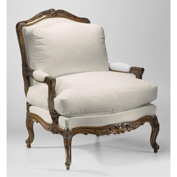 Louis XV Style Armchair From Decorative Crafts