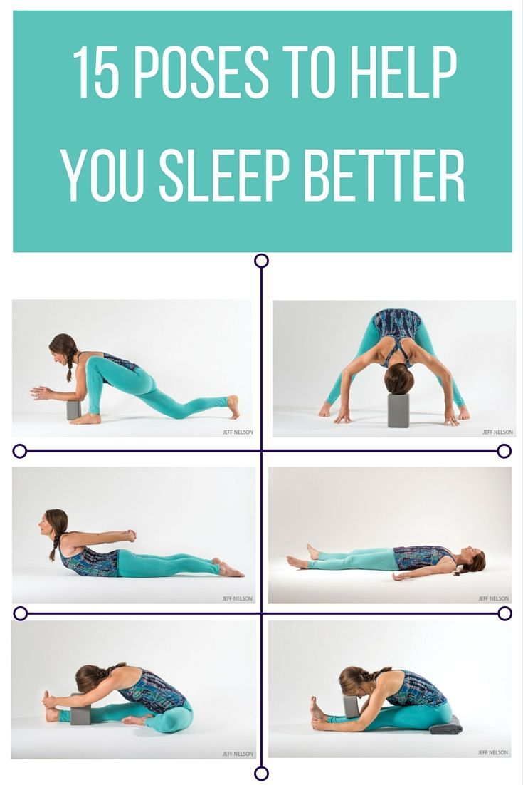 Yin Yoga Poses For Sleep