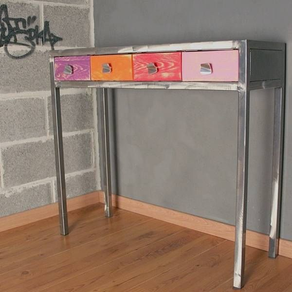 Meuble Console moderne Consoles, Woodwork and Lofts