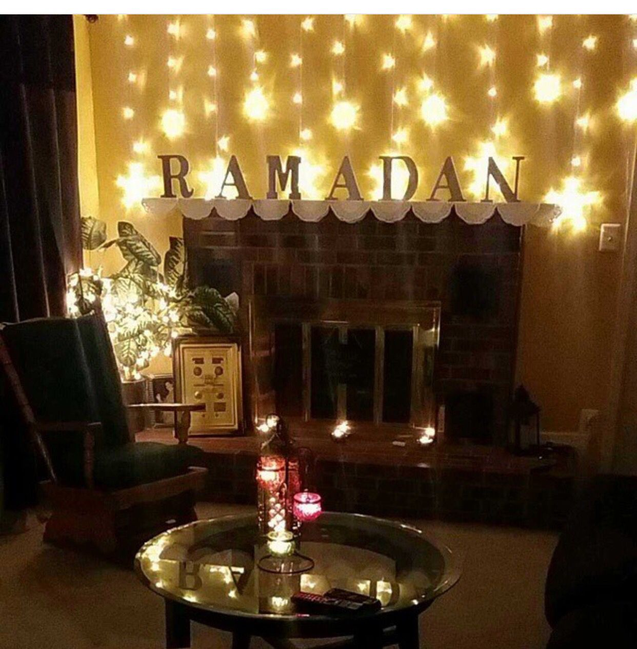 Ramadan decor pinteres for Home decoration ideas at home