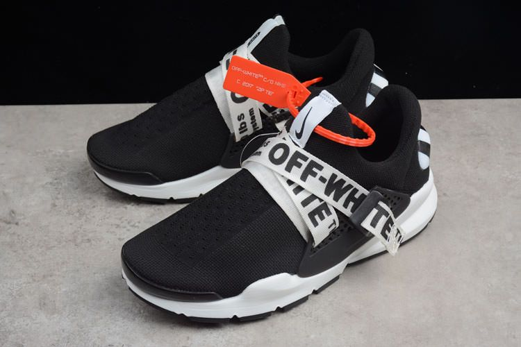 Off White x Nike Sock Dart