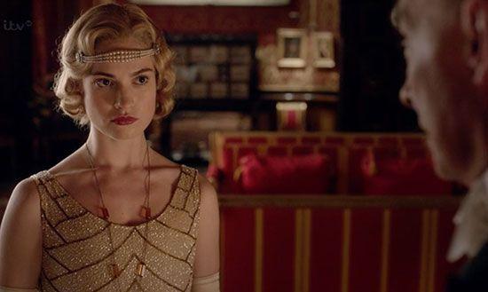 Lady Rose finally befriends Lord Sinderby