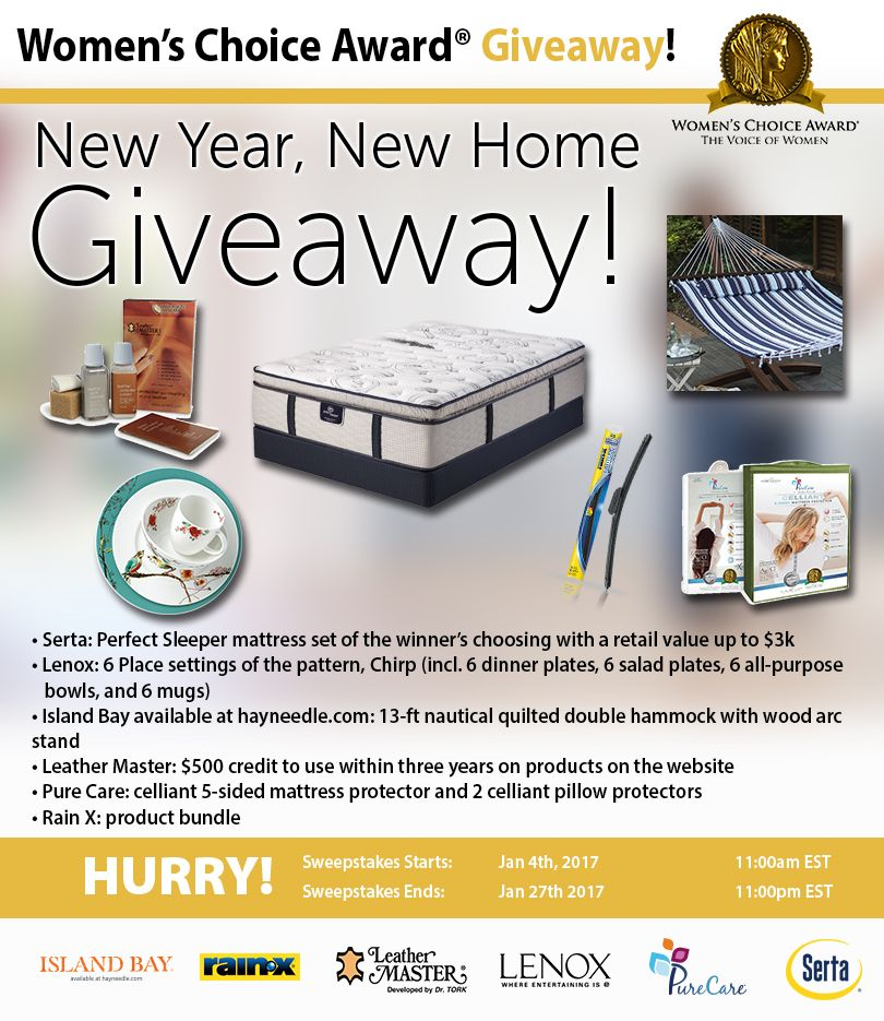 Free prize giveaways