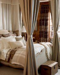 ralph lauren bedroom | Ralph Lauren Alpine Lodge Bed Collection