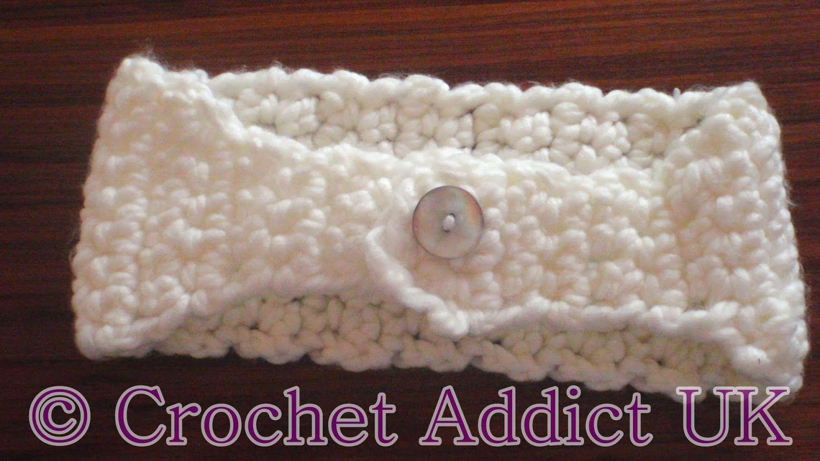 Free crochet chunky headband pattern crochet addict uk misc free crochet chunky headband pattern crochet addict uk bankloansurffo Image collections