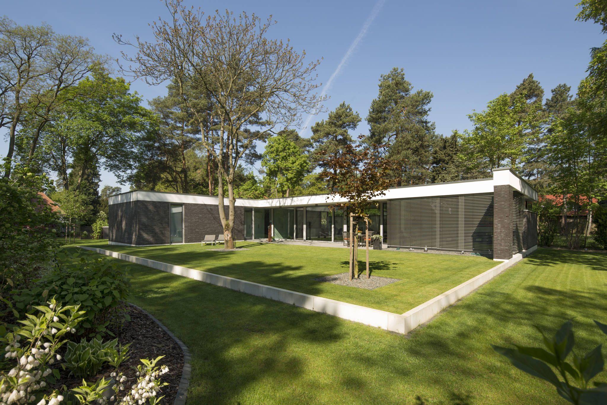 Bungalow moderne häuser von justus mayser architekt
