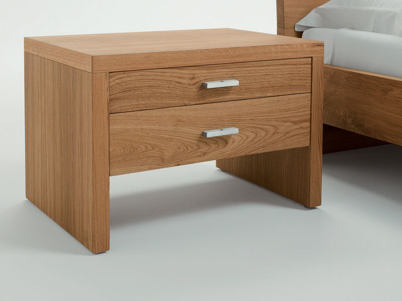 wooden Bedside Table - Google
