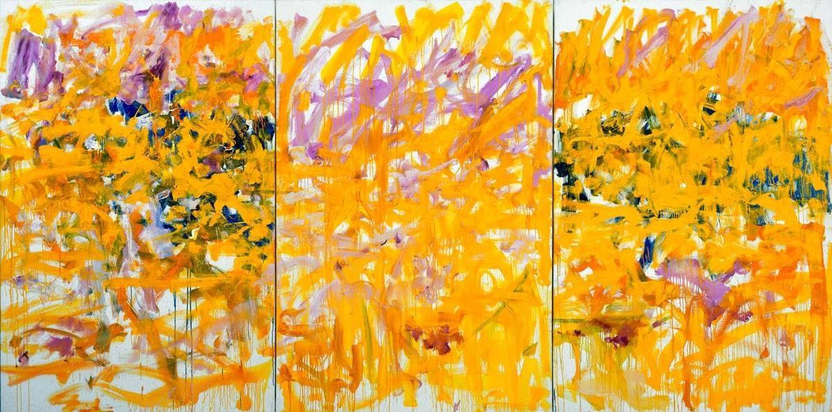 Joan Mitchell Untitled, 1979