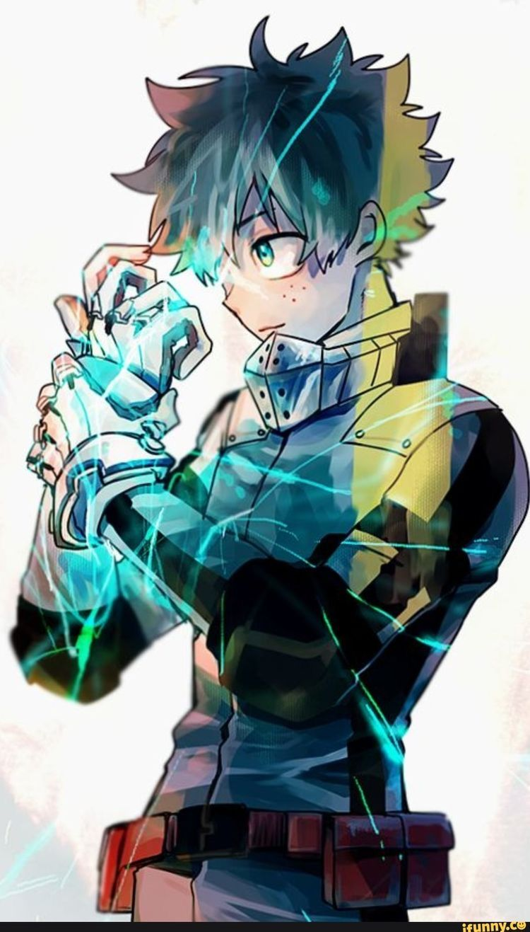 Izuku Midoriya My Hero Academia Episodes My Hero Anime Boy