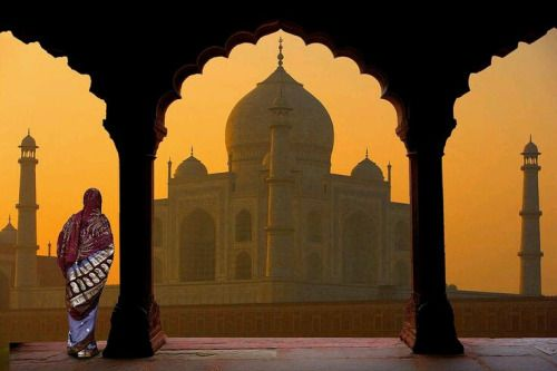 citylandscapes:  Taj Mahal, Agra, India.
