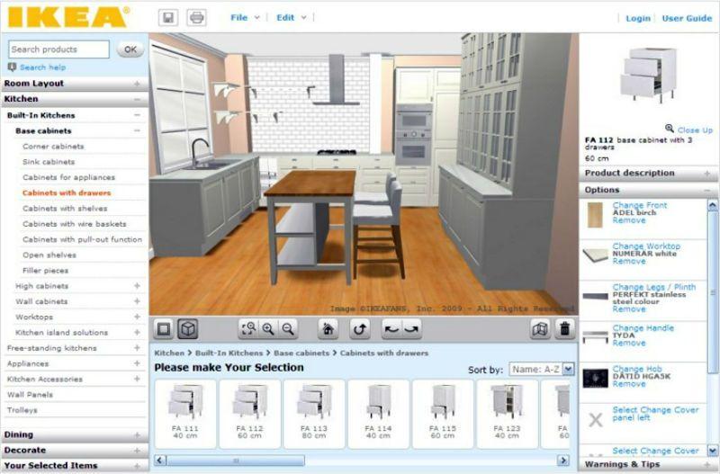 Online Kitchen Design By Designer Kitchens Mebel