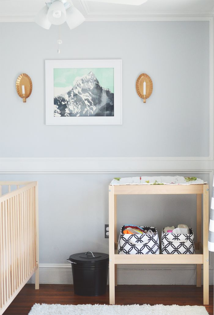 DIY Changing Table Pad And Cover For Ikea Sniglar Changing Table