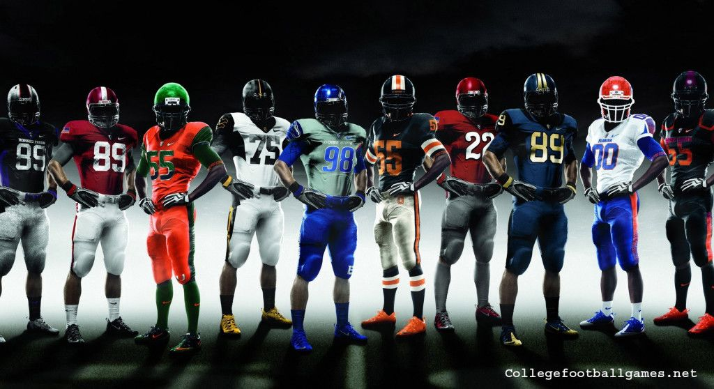 College Football Games Online