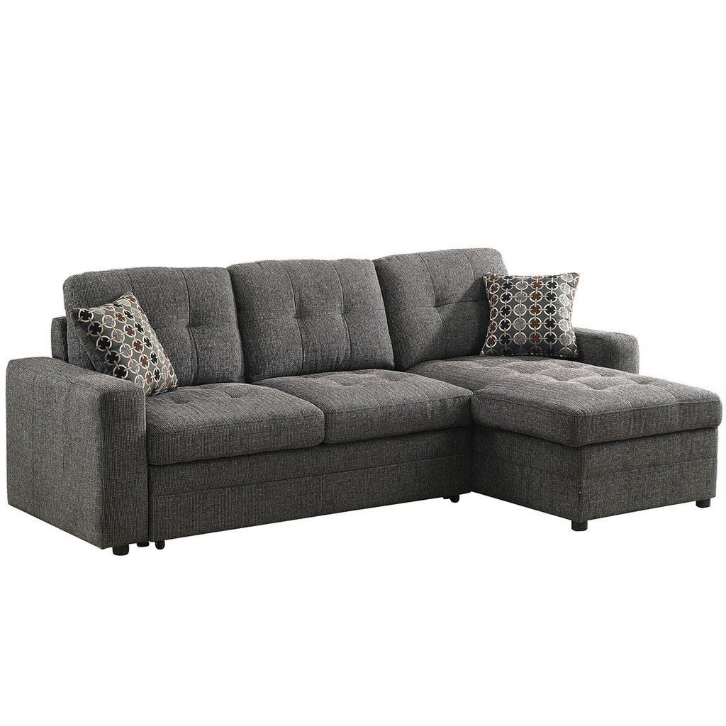 Gus 2 Piece Sleeper Sectional