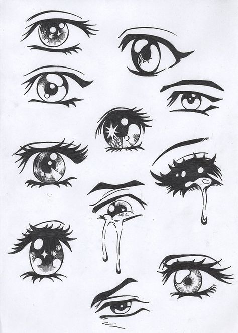 Character Design Collection Eyes Anatomy How To Draw Anime Eyes Female Anime Eyes Anime Eyes