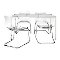 Acompaña tus muebles de comedor con un juego de mesa - IKEA | Dreamy ...