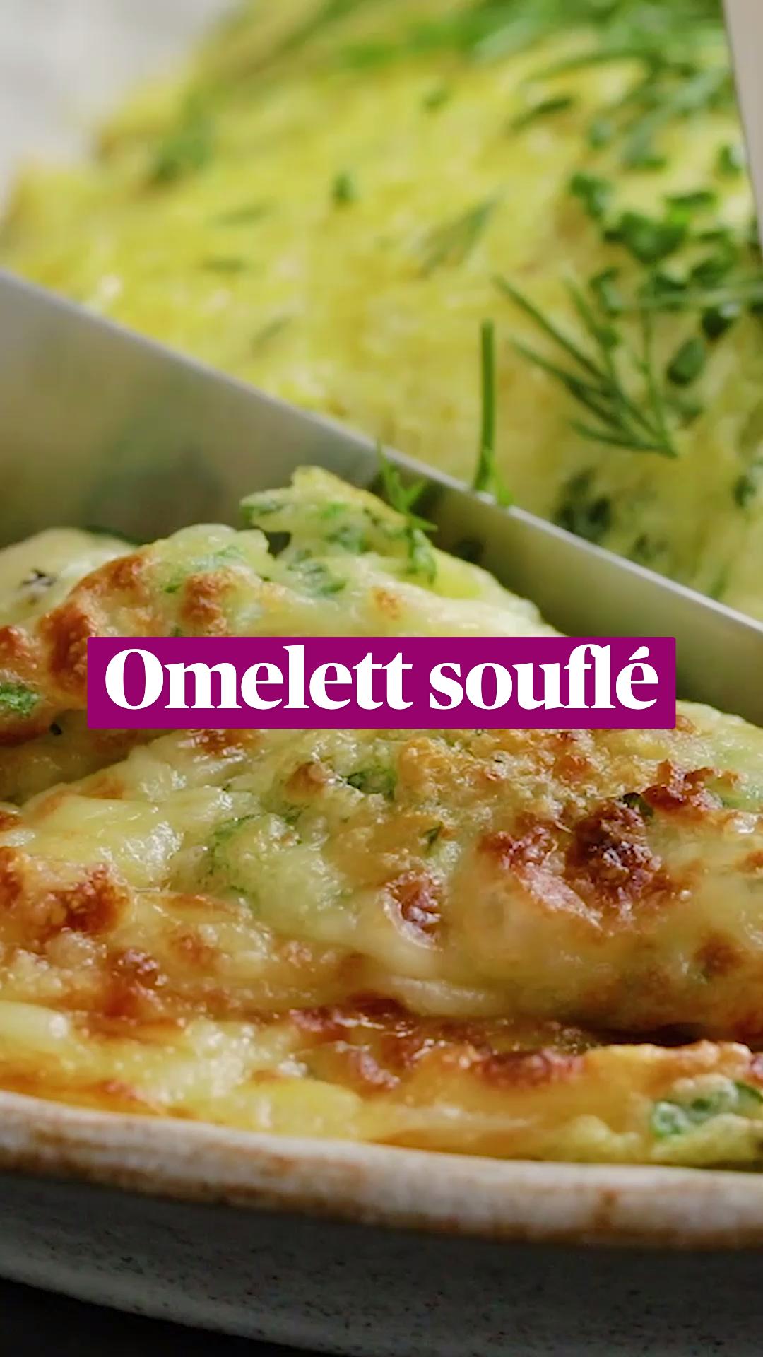 Omelett souflé