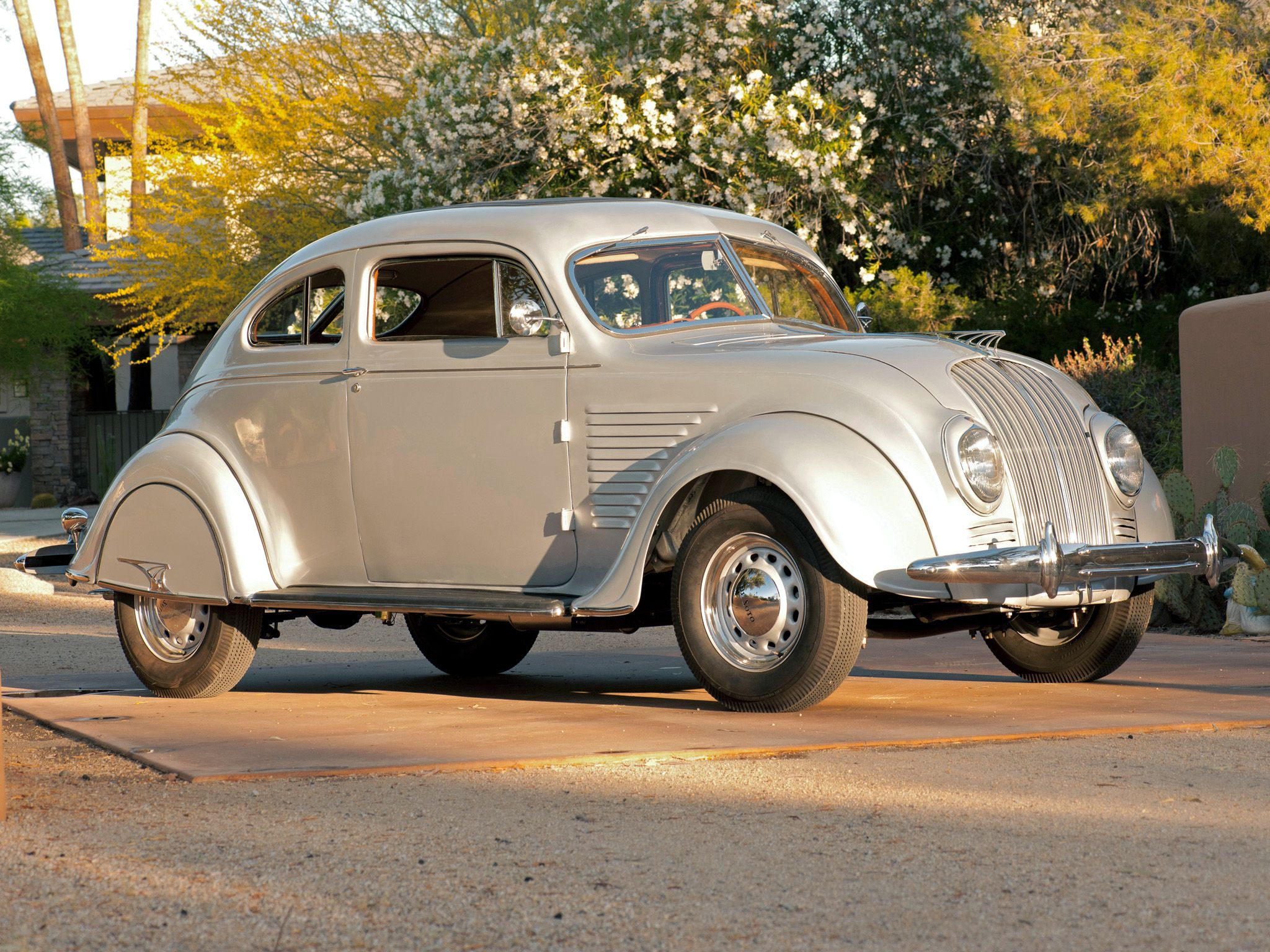 1934 DeSoto Airflow Coupe (SE) Maintenance of old vehicles: the ...