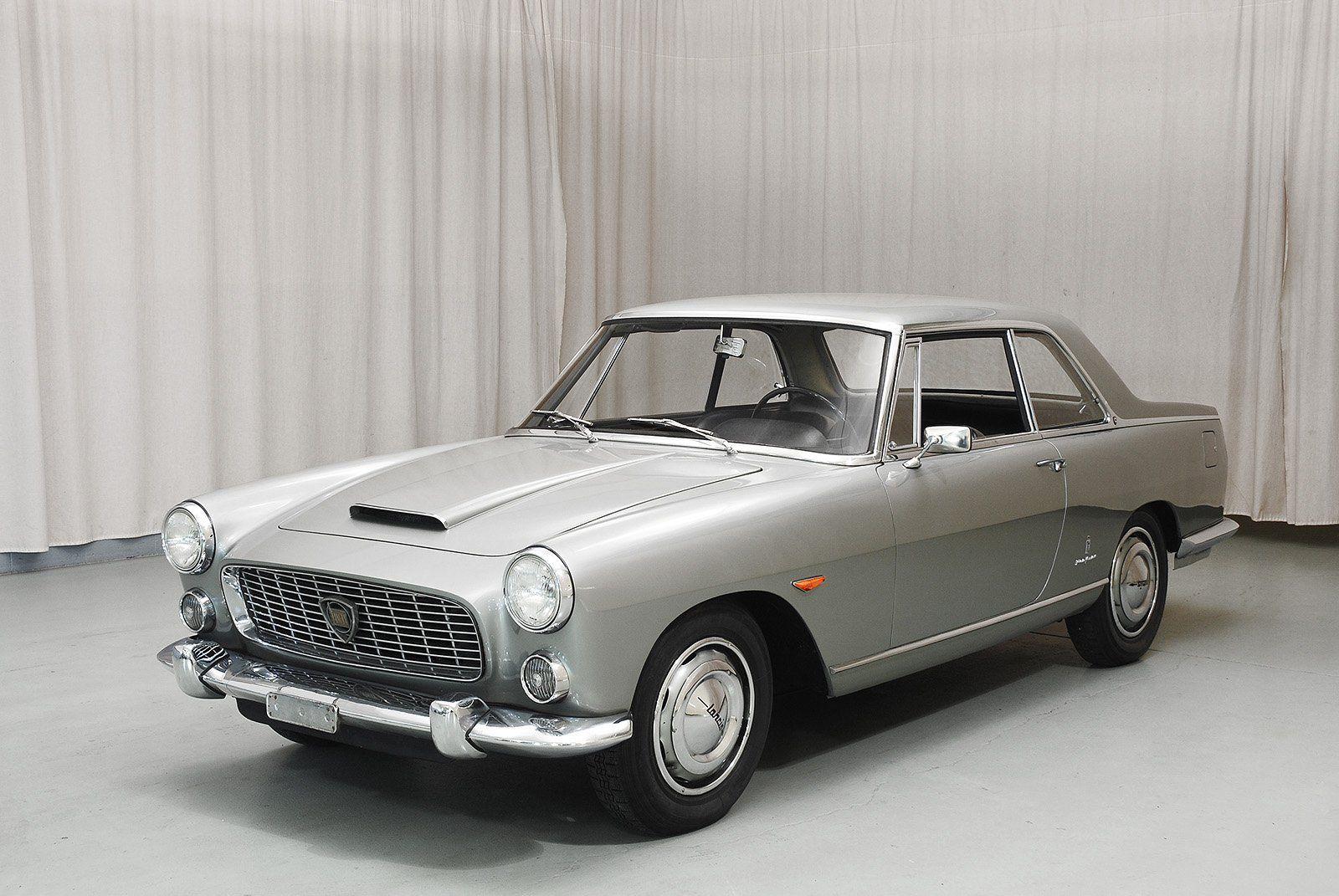 1964 Lancia Flaminia Coupe - Hyman Ltd. Classic Cars | classic car ...