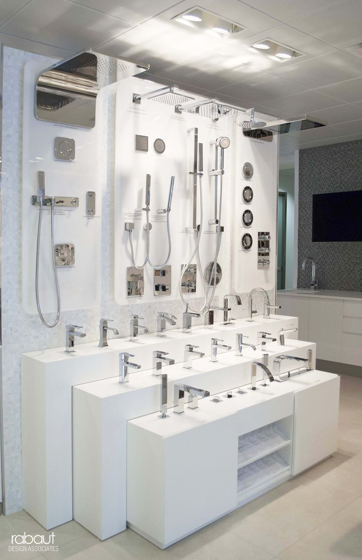 Home Decor Inspiration : Porcelanosa Showroom By Rabaut