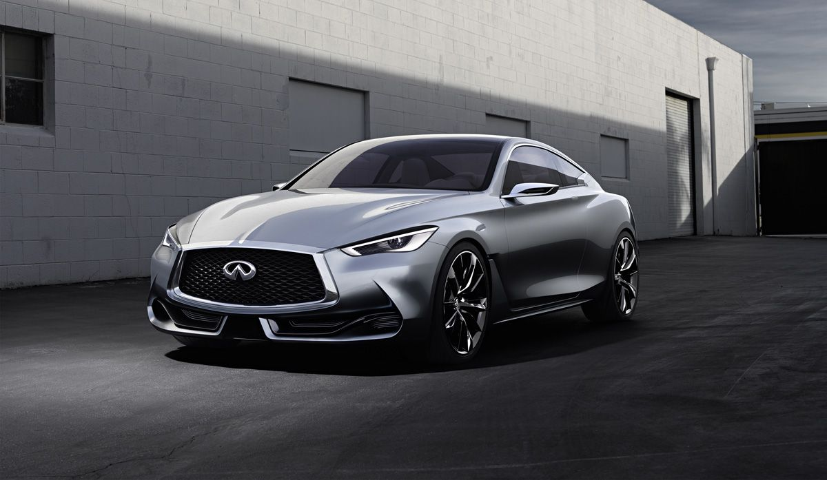 A Closer Look At The Infiniti Q60 Coupe Concept Urdesignmag