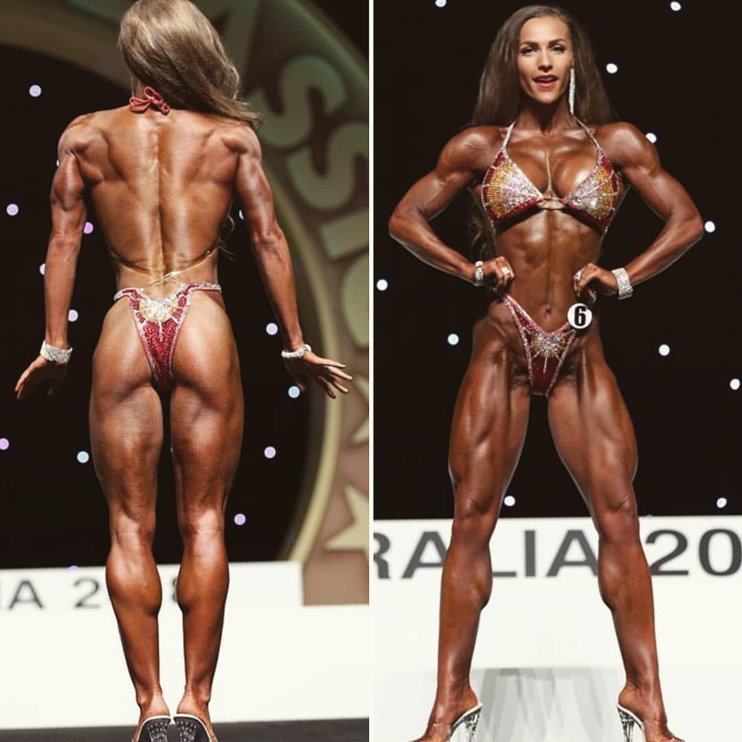Kateerrington Ifbbpro Winner At 2018 Arnold Classic Australia Pro Fitness Fitnesspro Proifbbcompet Pro Fitness Body Building Women Arnold Classic