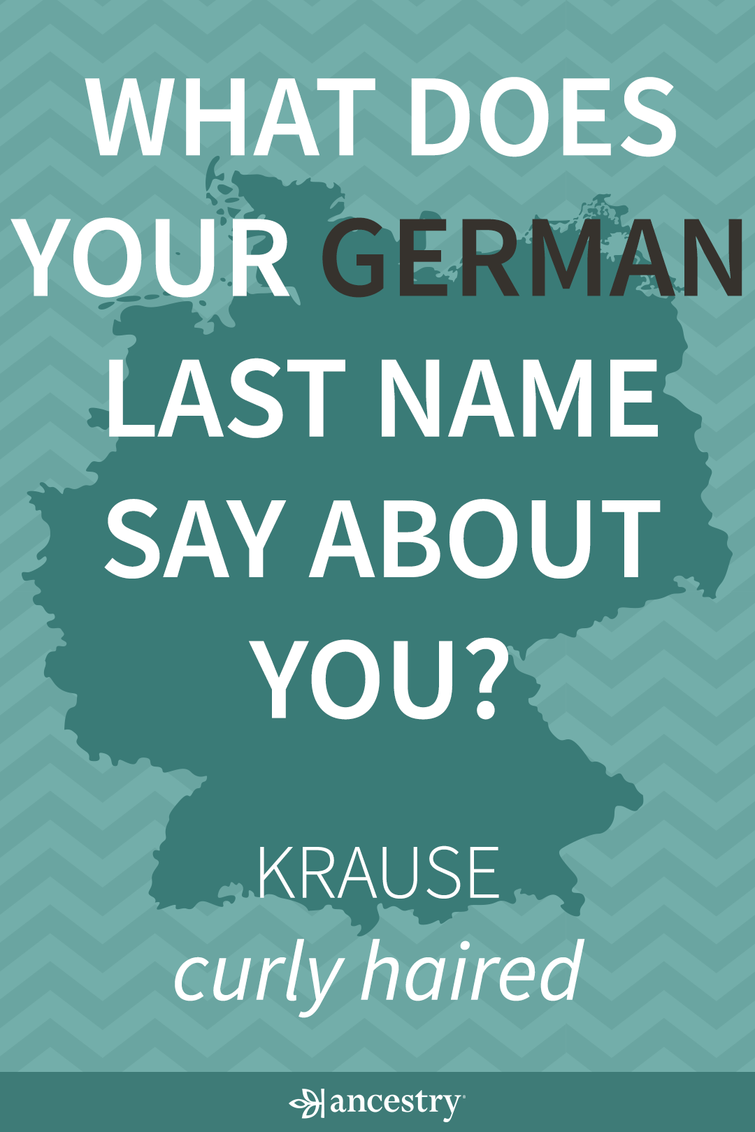 What Does Your German Last Name Say About You Enter Your Last Name To Find Its Meaning And Origin German Last Names Sayings German