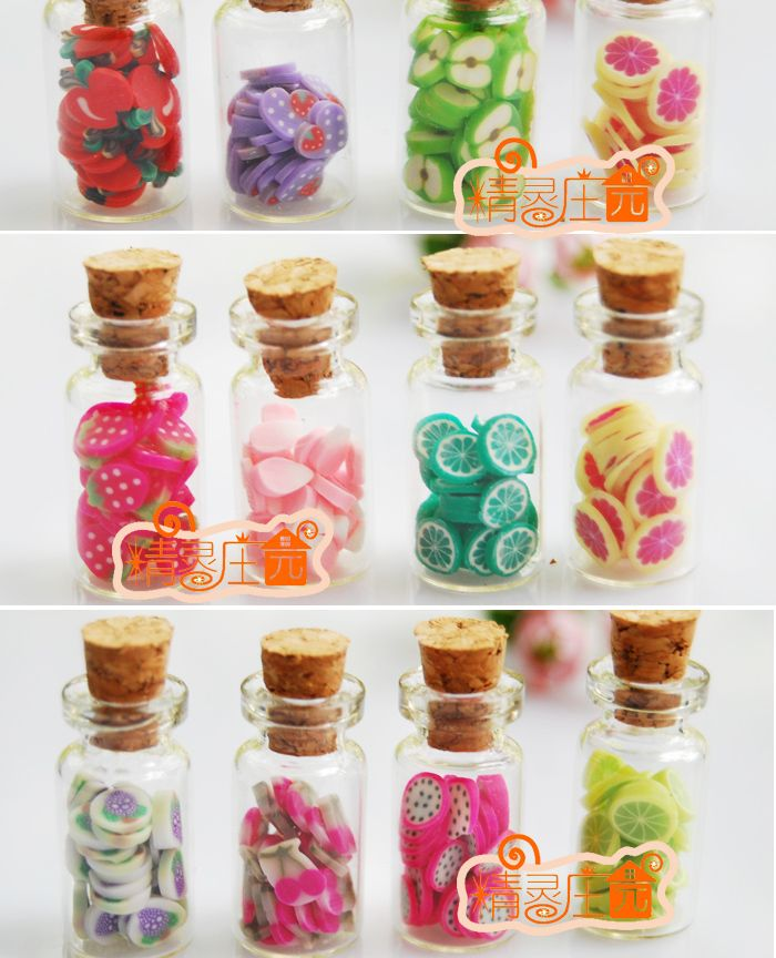 Craft Ideas With Small Glass Bottles