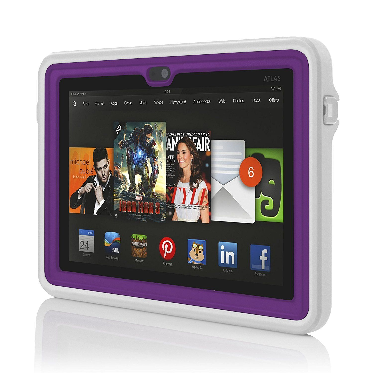 Waterproof Case for Kindle Fire | Available Gifts