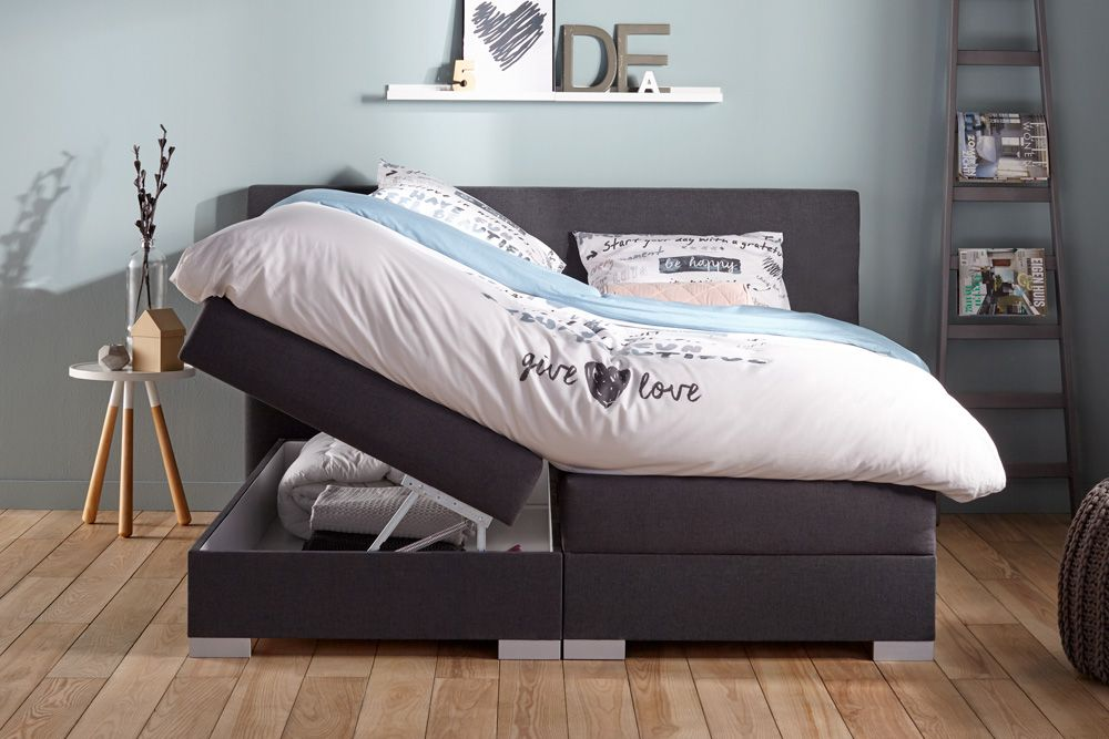 Beter bed basic boxspring espace beter bed basic pinterest