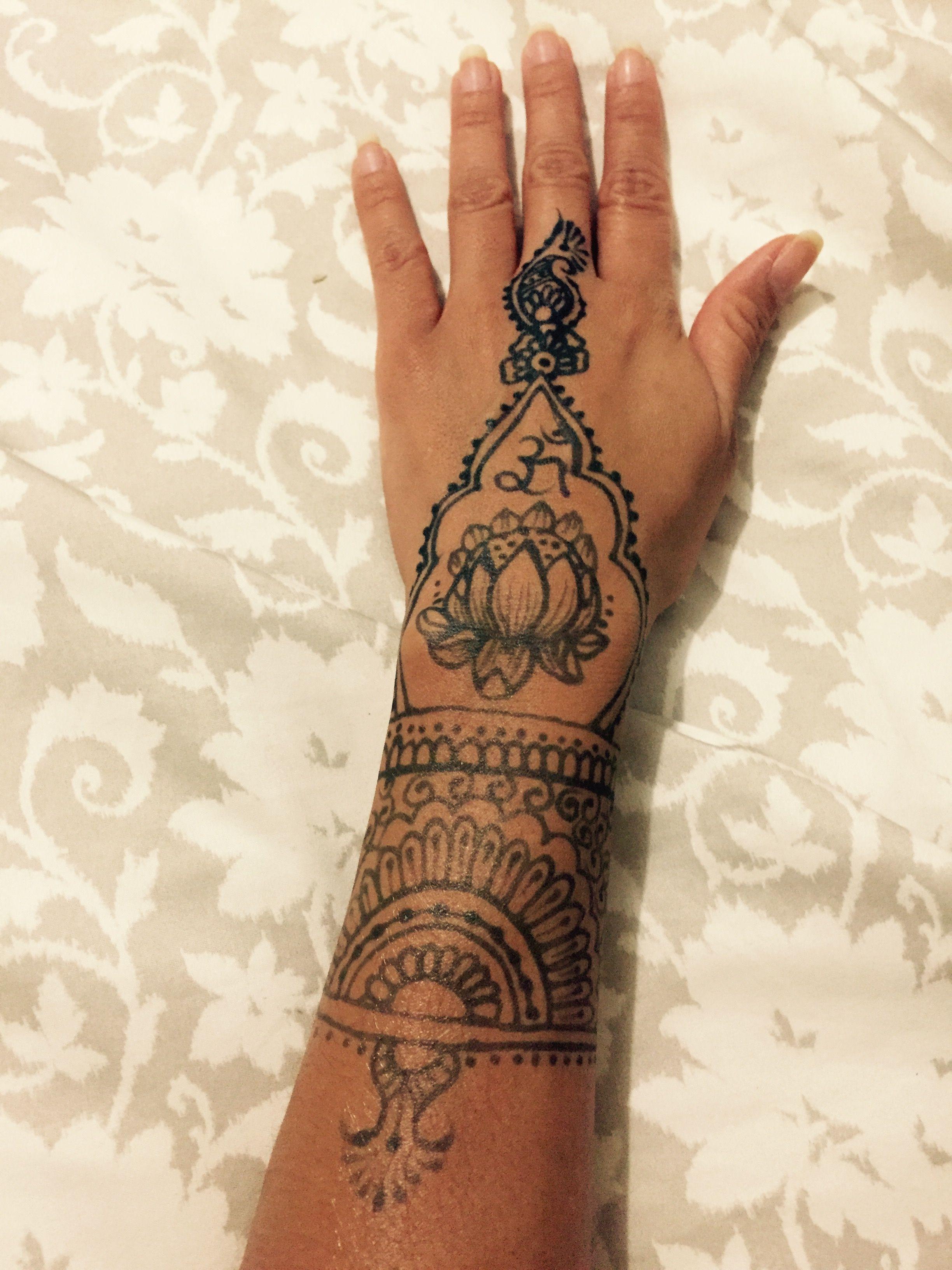 Jagua Tattoo By Poeta Del Arte Henna Henna Jagua Tattoo
