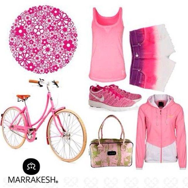 Nos unimos a la celebración #Gridiitalia y nos vestimos de rosa, hazlo tu también y recorre nuevos rumbos con tu bici y un Marrakesh®