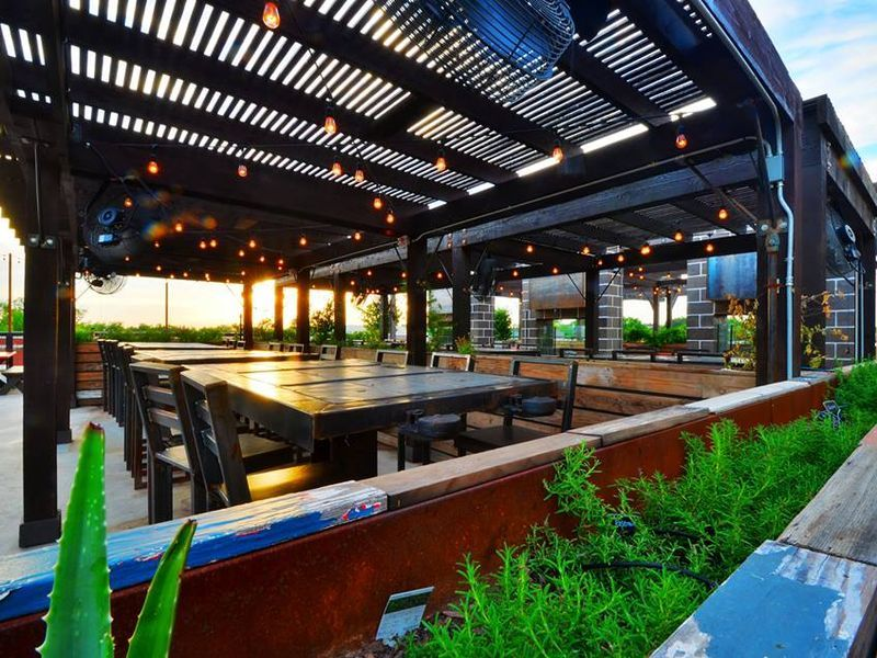 The 25 Hottest (and Coolest) Patios In DFW   Eater Dallas
