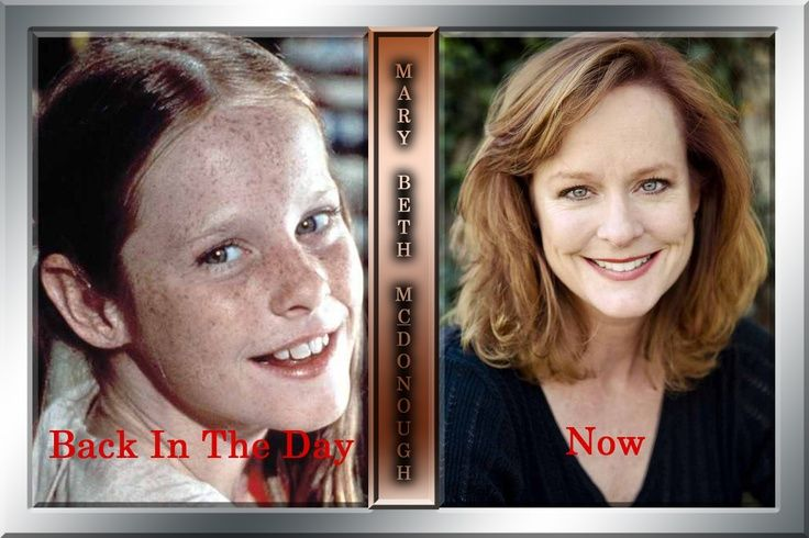 mary beth mcdonough movies and tv shows