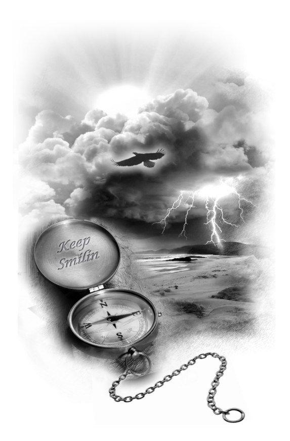 Pin Von Nickbarnes Auf Tattoo Wolken Tattoo 12