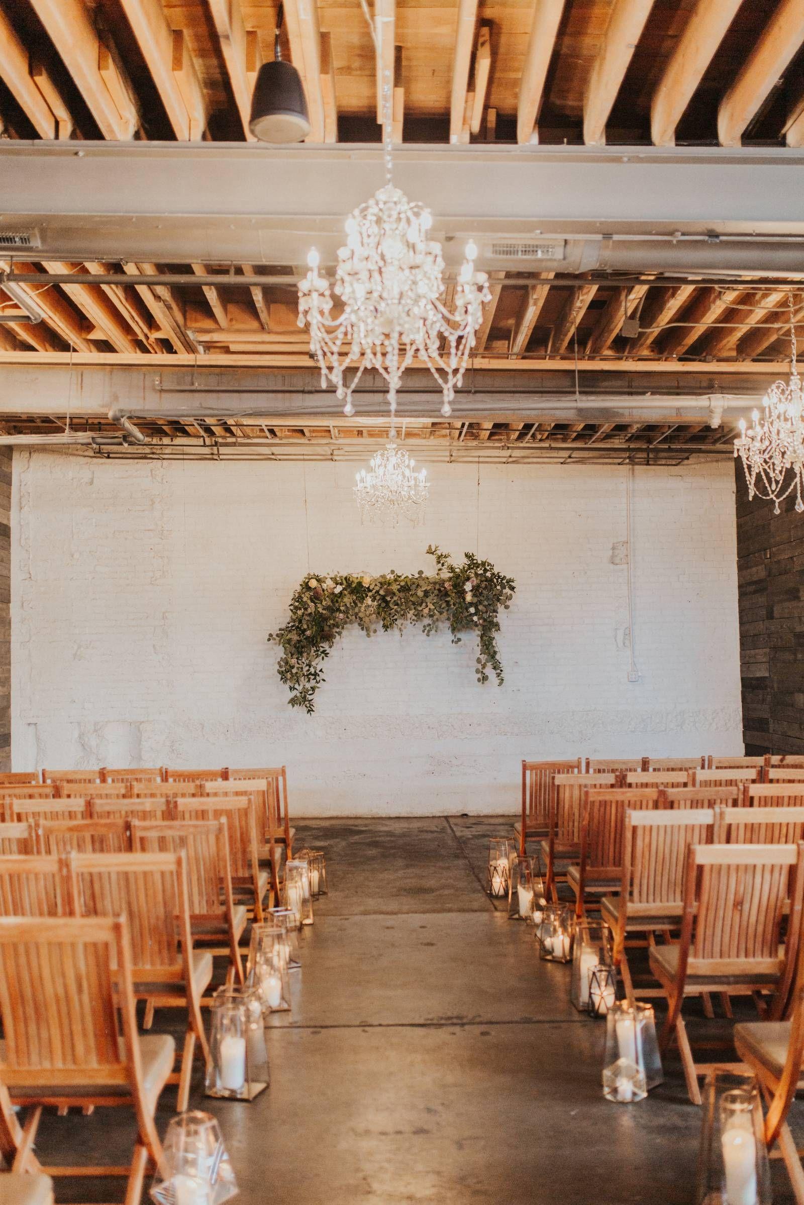 Summer Wedding at Moss Denver Denver wedding venue