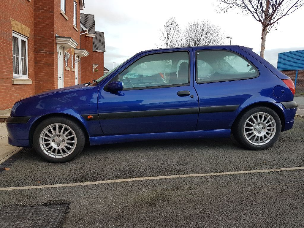 Check Out This Fast Ford Ford Fiesta Zetec S Mk5 With 1 7 Puma Engine