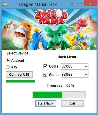 Dragon Mania Hack Tool and Cheats Generator Free Download
