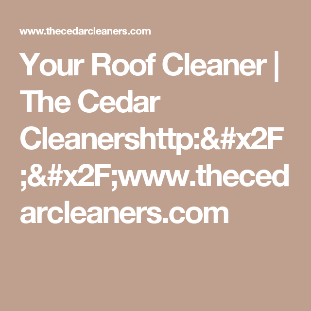 Best Pin By Roof Cleaner On Cedar Roof Repair Cleaning Cedar Roof Cedar Shakes Cleaning 640 x 480